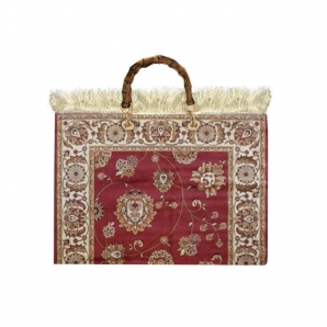 Boho Bamboo Shopping Bag