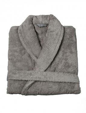 Badekåpe Nord Medium lys grå