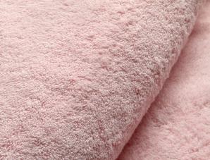 Badematte lys rosa