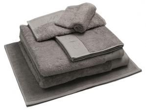 Nord dusjhåndkle egyptisk bomull 50x70 cm lys grått