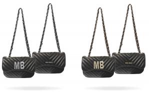 Iconic Customized Mini Genuine Leather Shoulder Bag Customized