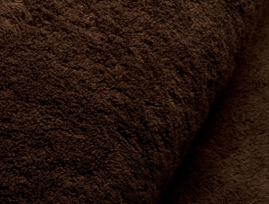 Badematte brun