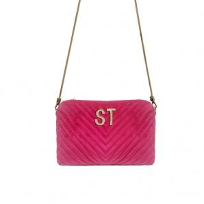 Velvet Beauty Bag customized
