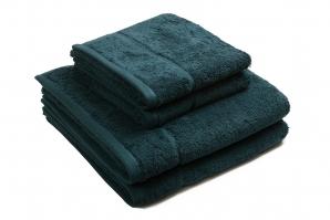 4 stk Nord 1 håndkle sjøgrønn 50x70 cm