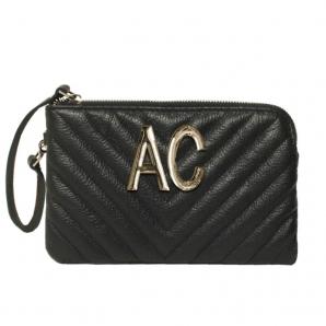 Mini Clutch Genuine Leather