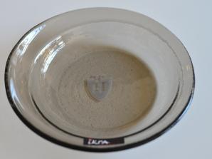Glass skål ø22 cm 12 stk