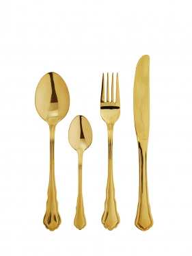Gullbestikk 4 deler
